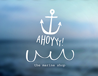 AHOYYY! | the marine shop