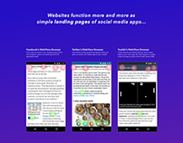 Optimizing Mobile Navigation in the WebView Era