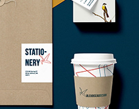 Branding Design mock ups