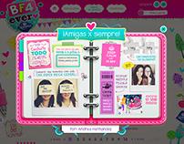 Amor y Amistad Nosotras Online
