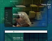 Garments & Apparel Industry Base Website