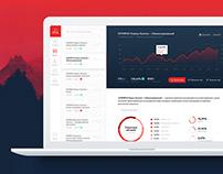 Online service for investors