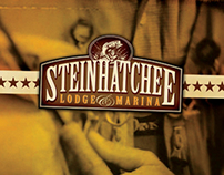 Steinhatchee Lodge and Marina Brand and Brochure
