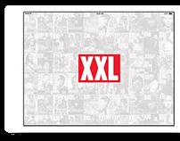 XXL Magazine (XXLMag.com) - iPad App Concept