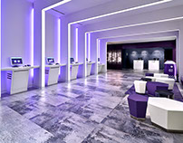 Hotel Photography for Yotel Singapore