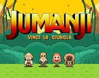 Jumanji - Vinci la Giungla