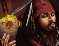 Jack Sparrow - Spider