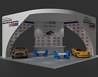 CARSURE | EXHIBITION STAND