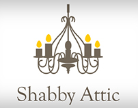 Shabby Attic - Logo Design