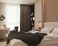 Chaika   Two-room apartment   67 m²