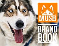 Complete rebranding of MUSH - Natural Finnish Pet Food