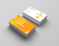 creative business card 4 color