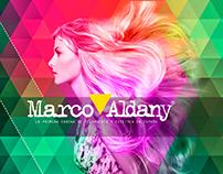 Marco Aldany campaña 2016