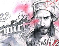 "Free Illustration ""Wirtz"""