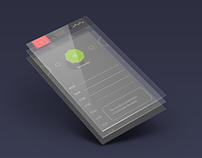 Calendar  app UX