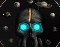 Cthulhu Skull