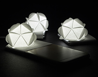 Lamp design - Olbie M Light