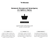 Effectlab E-shop (2016)