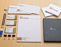 Brand Identity - Sustainable Building