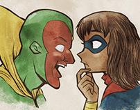 Marvel Gossip