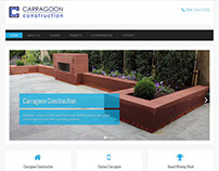 Carragoon Construction Website (2nd version)