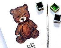 Children's Book / Character Design