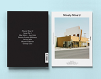 Ninety Nine U Magazine No 9