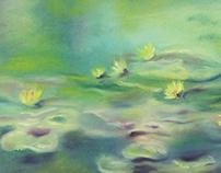 Pastel Impressionist Rendition
