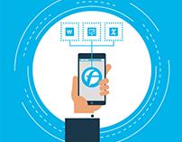 Funding Platform mobile page