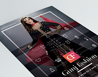 Gunj Fashion Brochure