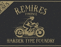 Remires Typeface