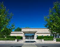 Des Moines Art Center: Saarinen Wing