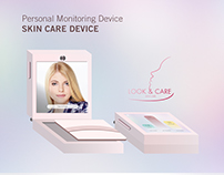 Skin Care UI/UX Design