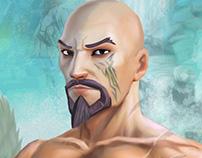 Ôme, Protecteur élu des divinités - Core of Legends