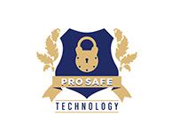 ProSafe Technology Logotype & Branding