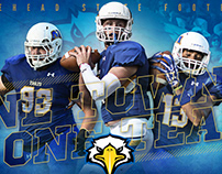 Morehead State Spring Football Poster