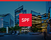 SPF Private Clients - Branding & Website