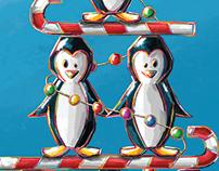 X'mas penguin