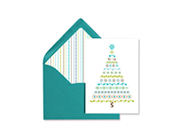 Self-Promo Holiday Card Series