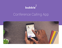 Bubble - Conference Calling App
