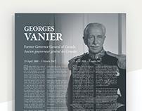 Patrimonial Signage—Cégep Vanier College