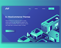 5 WooCommerce Theme