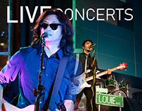 Live Concerts 2018
