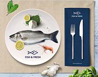 FISH & FRESH LOGO