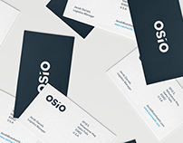 Osio Logo & Brand Identity Design