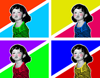 Pop Art Kid