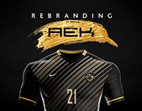 Rebranding AEK