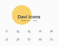 Davi Icons Free Kit