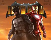 Batman V IronMan