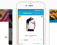 Build Mobile eCommerce app on Android & iOS Instantly